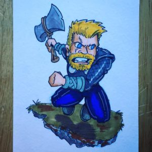 Thor Markers